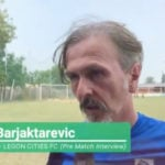 VIDEO: Legon Cities coach Goran Barjaktarevic confident they will bounce back against Elmina Sharks