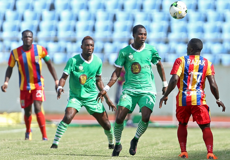 2019/20 Ghana Premier League: Week 12 Match Preview- Hearts of Oak v Elmina Sharks