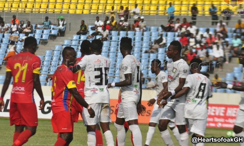 2019/20 Ghana Premier League: Week 7 Match Preview -Dreams FC v Hearts of Oak