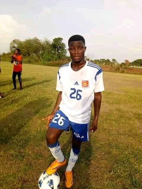Mother insists dropped Black Queens striker Holali Ativor is a woman cries for help