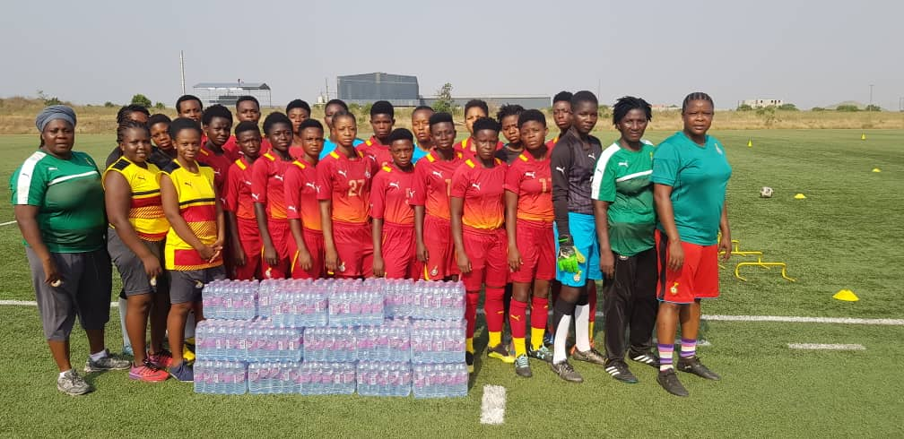 Special Ice donates to Black Maidens and Black Princesses