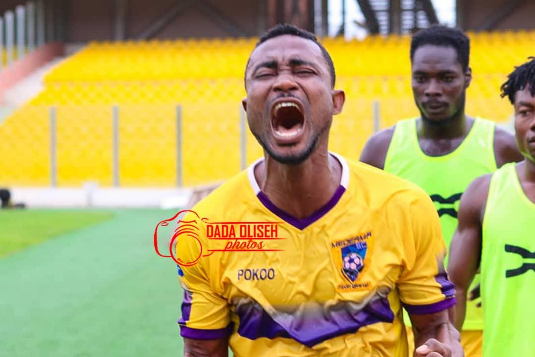 2019/20 Ghana Premier League: Week 11 Match Report- Inter Allies 1-2 Medeama SC