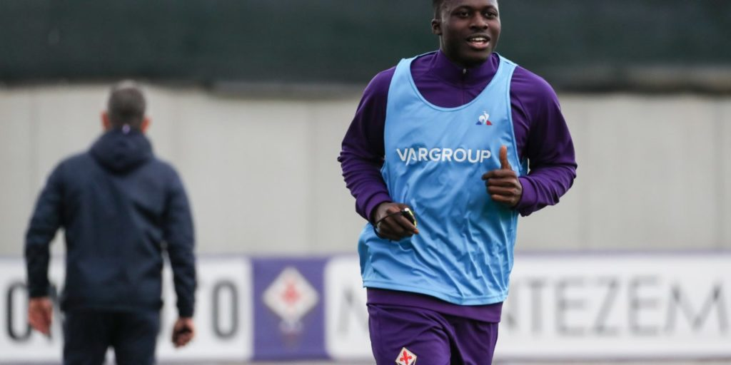 Fiorentina midfielder Alfred Duncan to train with new teammates for the first time this week