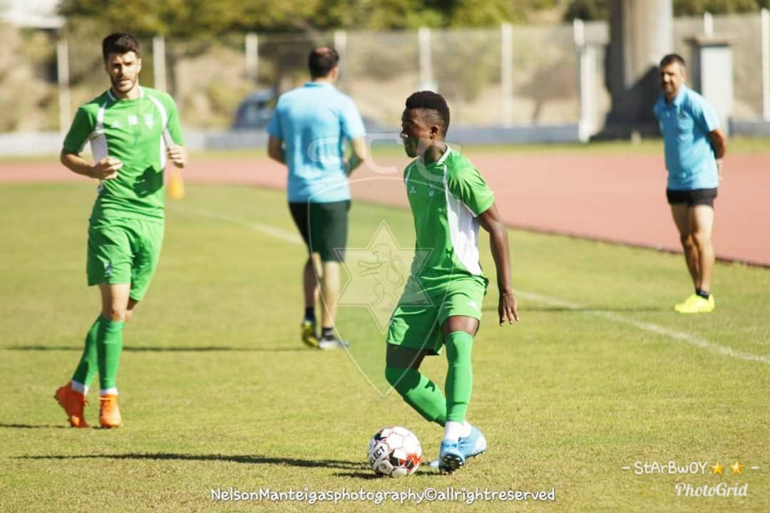 Youngster Inusah Adams nets brace for SC Covilha in Portuguese U19 league
