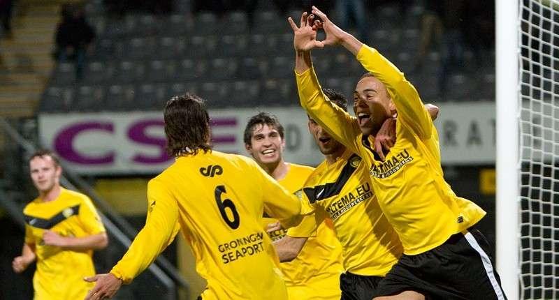 Ghanaian forward Jonathan Opoku rescues point for Venlo against Heerenveen