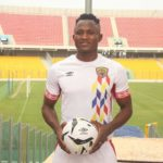 EXCLUSIVE: Hearts of Oak set to lose top striker Joseph Esso to Slovakian giants