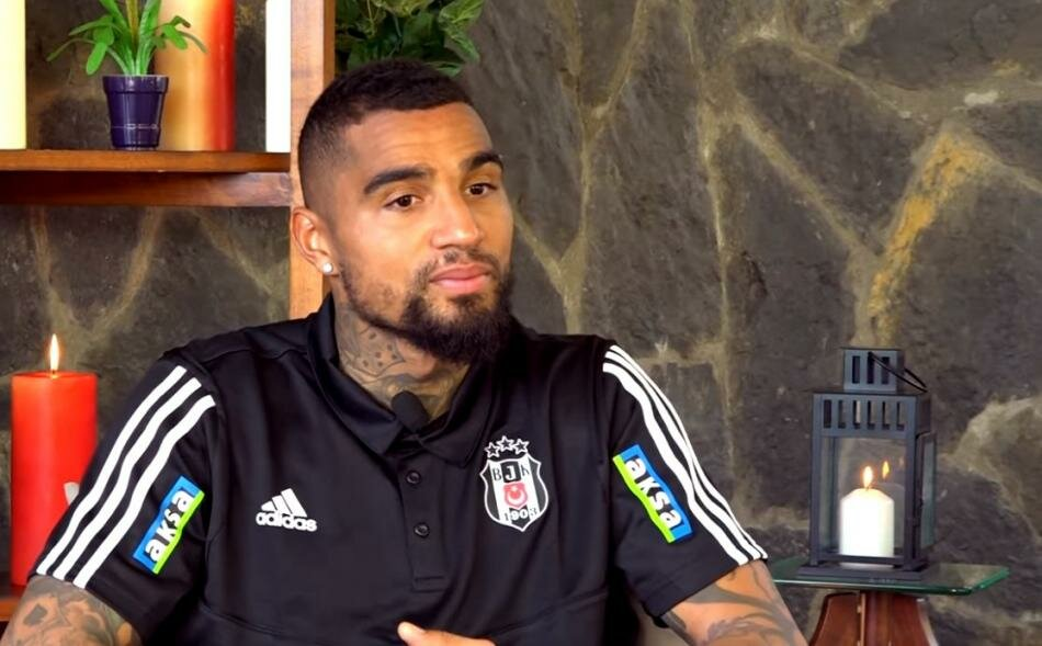 K.P Boateng reveals speaking to Besiktas for two years before move