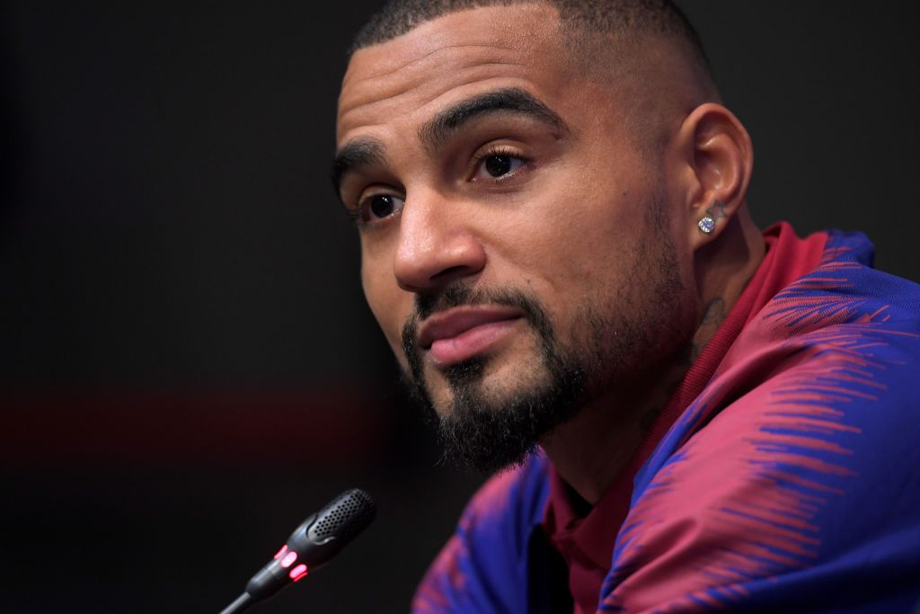 VIDEO:Kevin-Prince Boateng calls footballers to stand up against racism