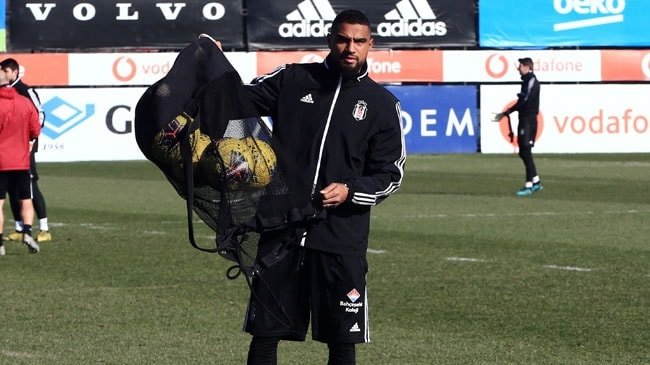 EXCLUSIVE: Beşiktaş to extend injury-prone Kevin-Prince Boateng's contract if he plays 9 matches