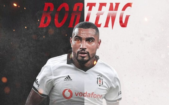 Kevin Prince Boateng eager to make Besiktas debut