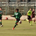 Talent Tavern: Justin Kumi's records his 12th goal of the season, but not enough to earn a point for Sassuolo