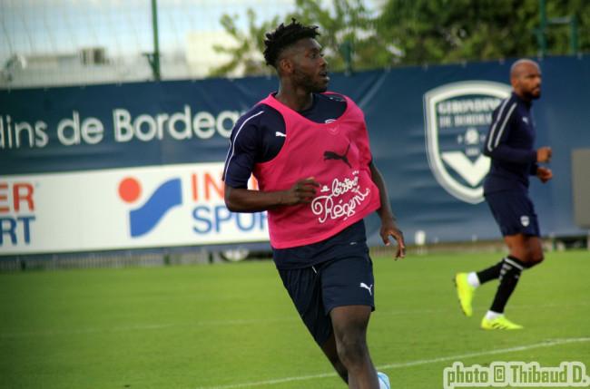 Bordeaux defender Enock Kwtaeng expects tough clash against FC Metz
