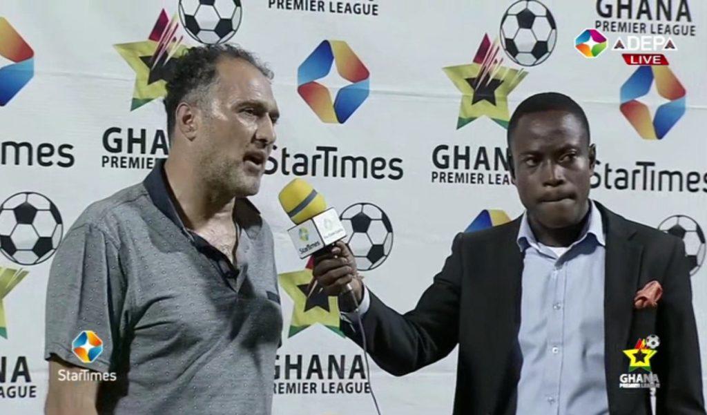 AshantiGold risks Ghana FA sanctions if head coach Kasim Gokyildiz returns to dug-out; trainer's license withdrawn