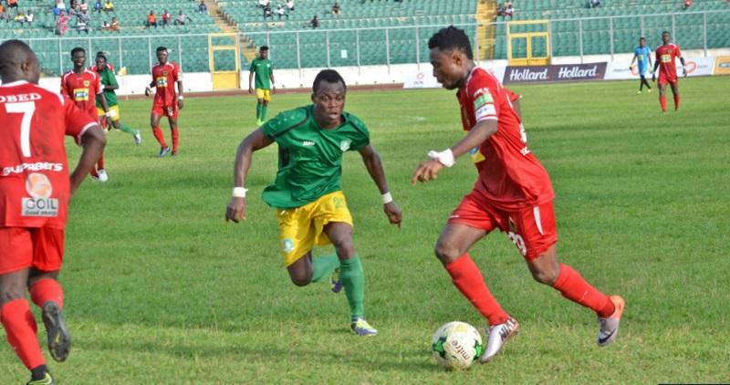 2019/20 Ghana Premier League: Week 11 Match Preview - Aduana Stars vs Asante Kotoko