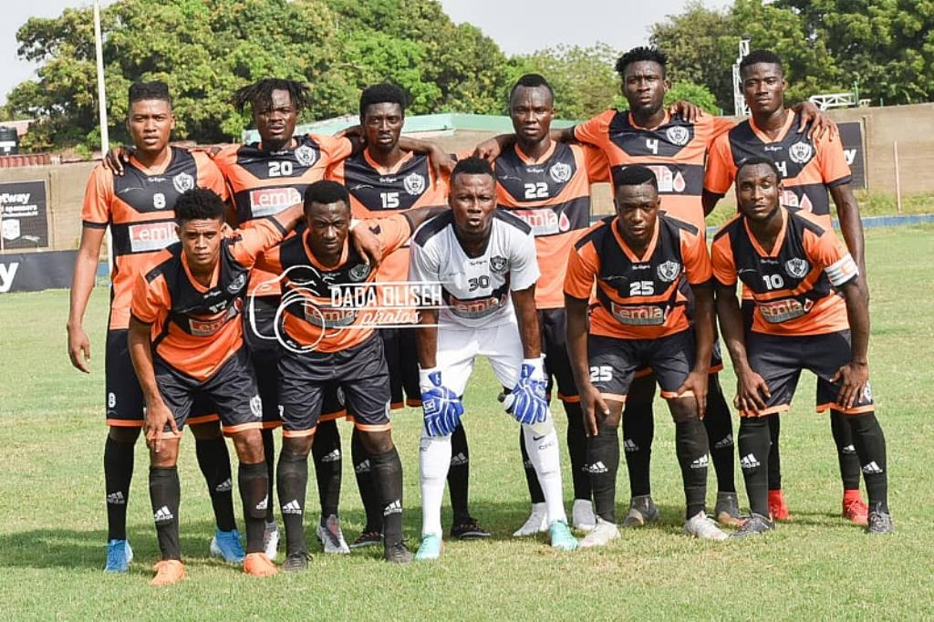 2019/20 Ghana Premier League: Week 10 Match Preview- Legonn Cities FC v Great Olympics