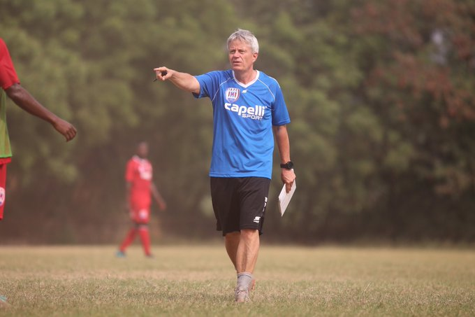VIDEO: Inter Allies technical head Henrik Peters talks about game against Ebusua Dwarfs