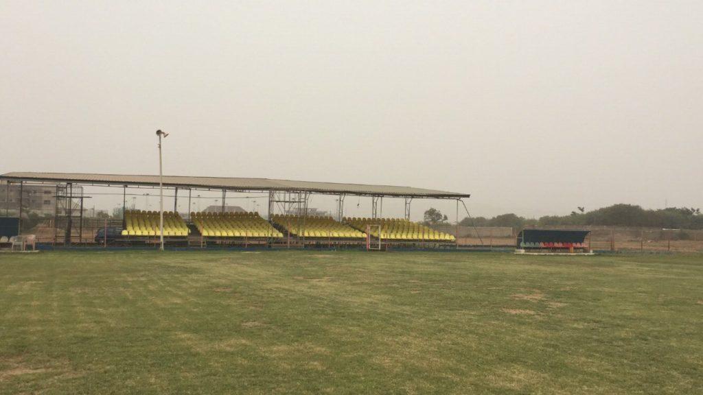 Liberty's Carl Reindorf Park ready to host Ghana Premier League game