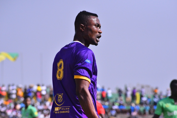 PHOTOS: Watch images of Medeama's 1-0 defeat at Aduana Stars