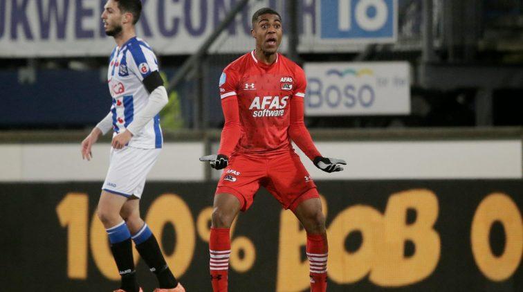 I should be on 18 goals by now- AZ Alkmaar forward Myron Boadu