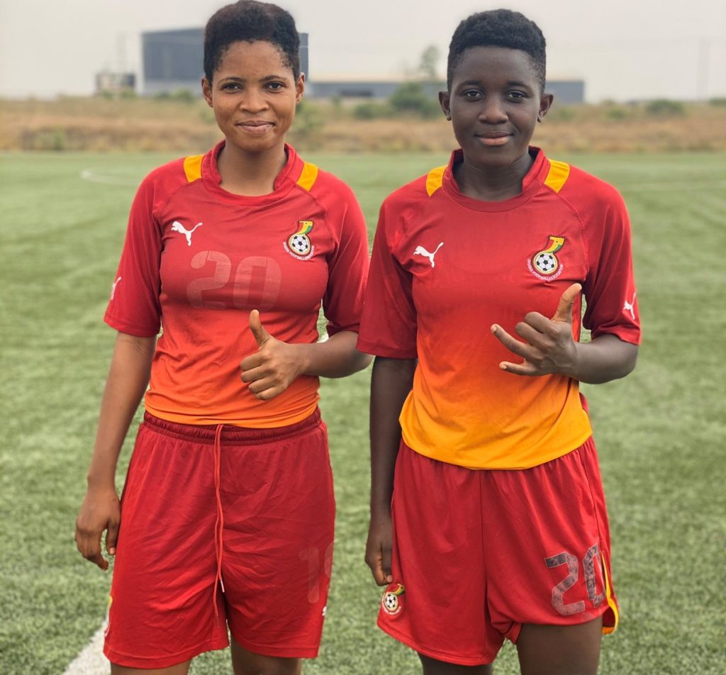 Black Maidens coach axes EIGHT from camp ahead of 2020 FIFA U17 WWCup qualfiers