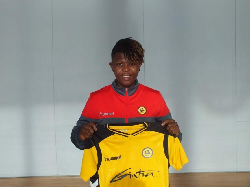 Black Queens midfielder Princella Okyere pens one-year deal with Lithuanian side FC Gintra Universitetas