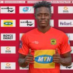 Kwame Opoku facing ban after signing for Kotoko without consent of Denmark-based agent