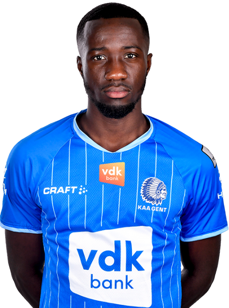 2021 AFCON Qualifiers: KAA Gent midfielder Elisha Owusu earns Ghana call-up for Sudan- report clash