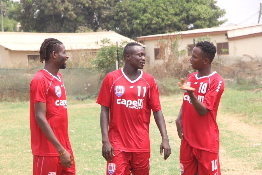 I have never seen a striker like Adebayor in the GPL- Inter Allies defender Paul Abanga