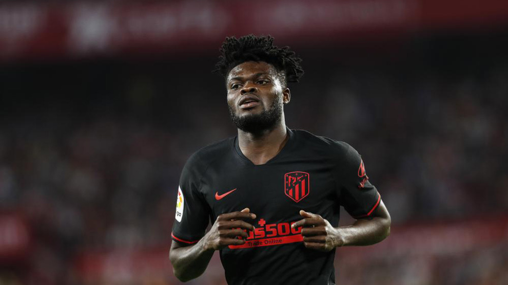 Atletico Madrid star Thomas Partey flattered by interest from host of Europe's biggest clubs
