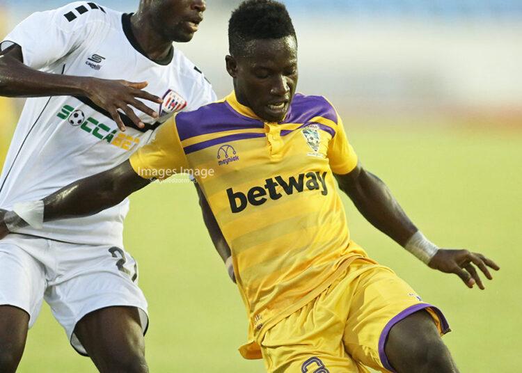 Medeama star Rashid Nortey returns to squad to battle Inter Allies as coach Boadu names 20-man traveling squad