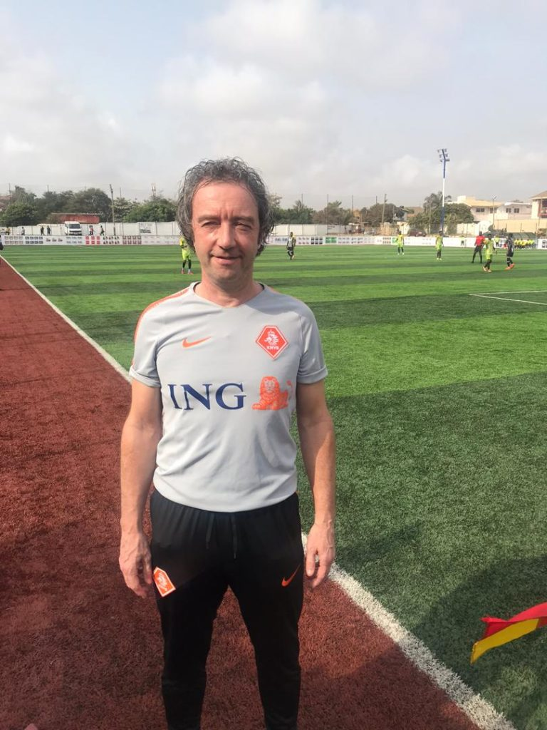 Ghana FA must concentrate on training youth coaches- Raymond Verboom
