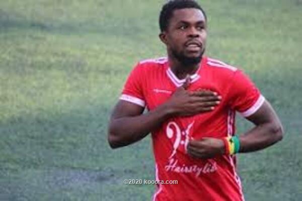 Iraqi side Al Minaa Basra FC snap up former WAFU Cup of Nations star Stephen Sarfo