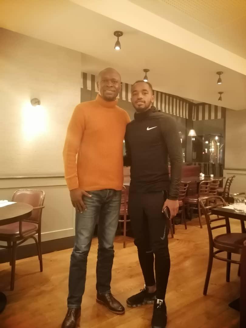 C.K Akonnor to convince former England youth international Tariq Fosu to play for Ghana