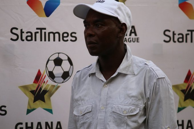 We went into the King Faisal game with a 'do and die' mentality- Inter Allies coach Tony Lokko