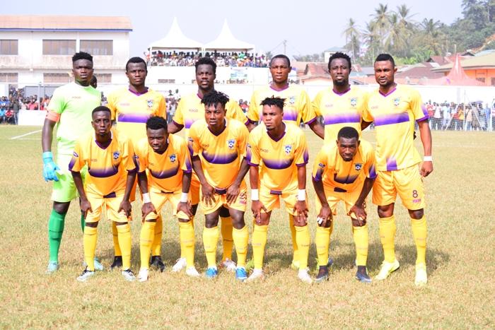 2019/20 Ghana Premier League: Week 8 Match Preview - Medeama v Bechem United
