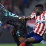 'Man of the Match' Thomas Partey stars as Atletico Madrid pip Liverpool