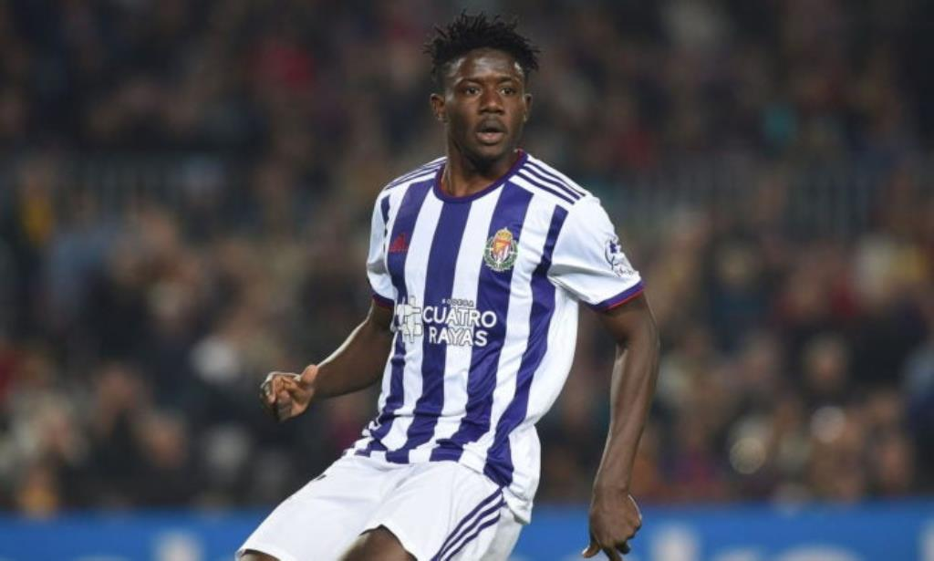 Real Madrid, Atletico set to battle for 12 million Euros rated Ghanaian defender Mohammed Salisu