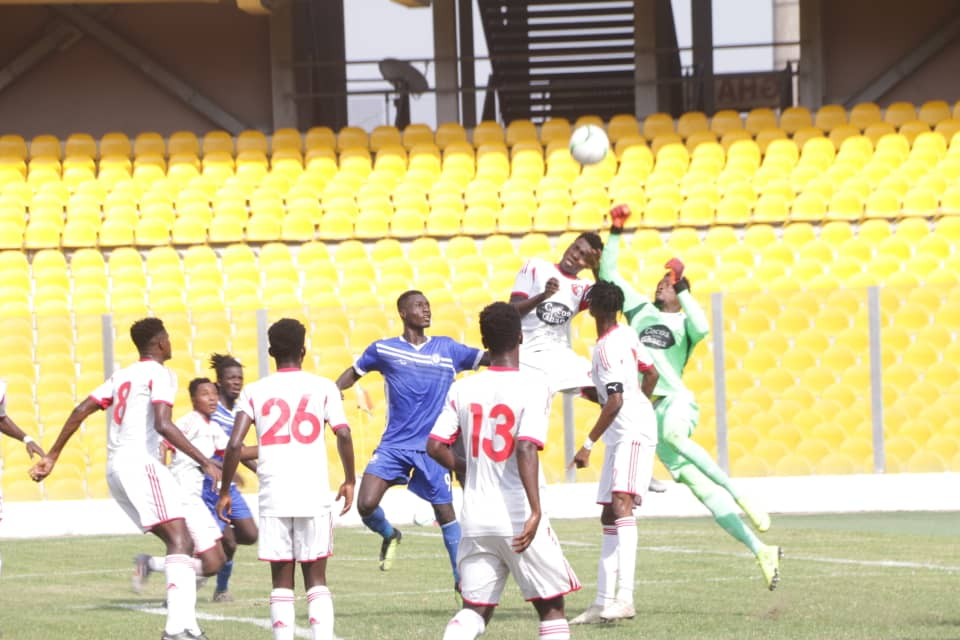 2019/20 Ghana Premier League:Week 7 Match Report- Great Olympics 0-1 WAFA SC