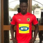 Asante Kotoko complete signing of striker Kwame Opoku from Nkoranza Warriors