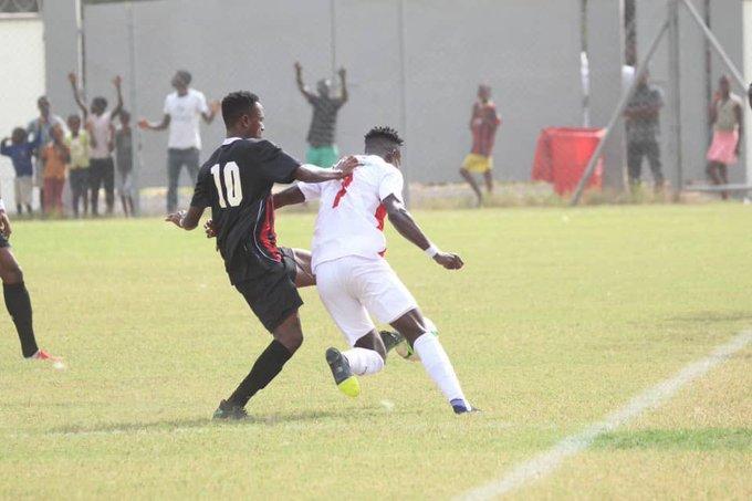 We won't underrate Legon Cities FC- Inter Allies midfielder Mohammed Zakaria