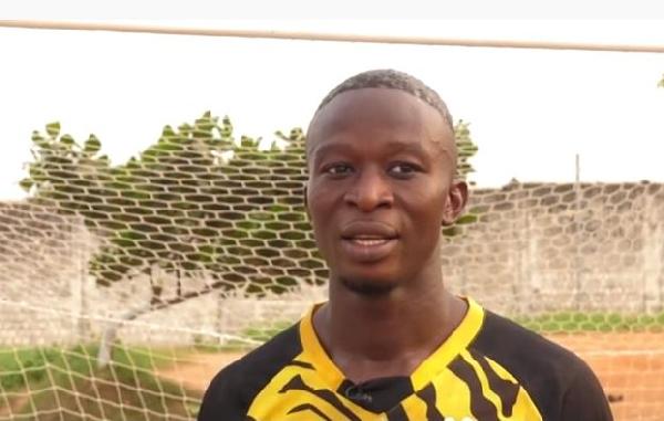 Ghanaian giants Great Olympics offer trial opportunity to imprisoned goalkeeper Aboagye