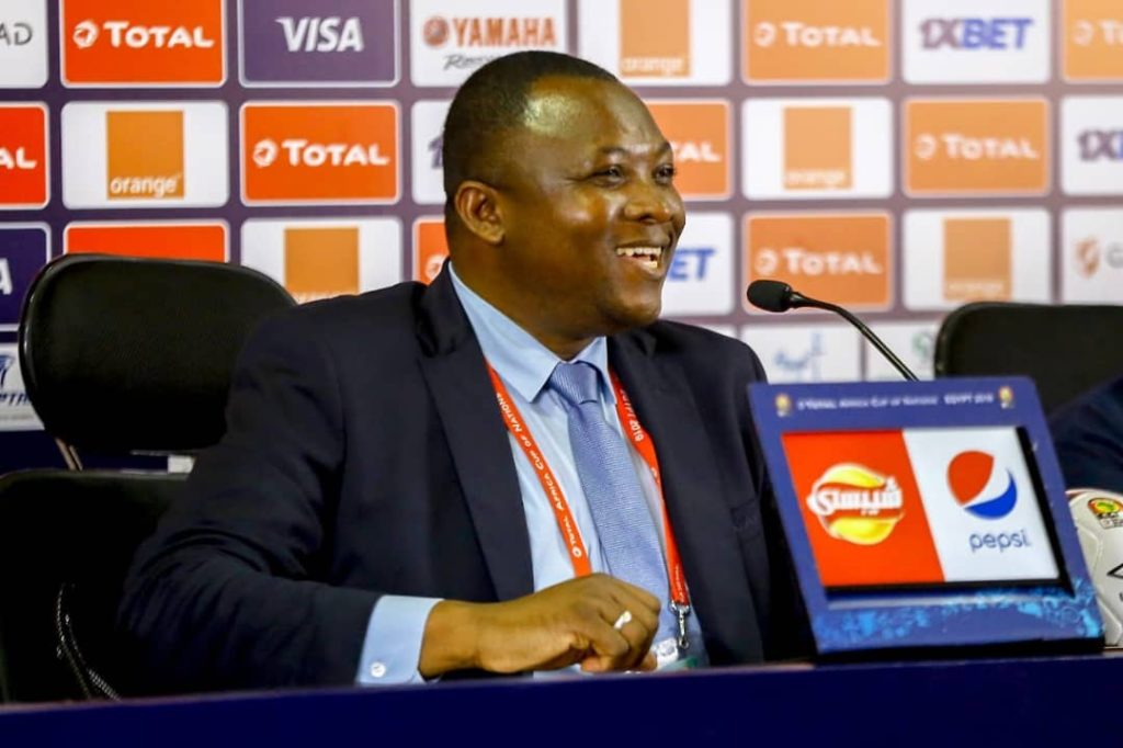 Sannie Daara named as CAF Media Officer for tonight's Super Cup