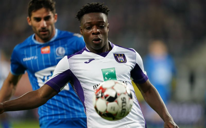 We'll not be bullied into selling Jérémy Doku for meagre fee — RSC Anderlecht chief insists