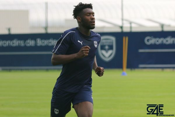 I have no regrets leaving FC Nantes- Bordeaux defender Enock Kwateng