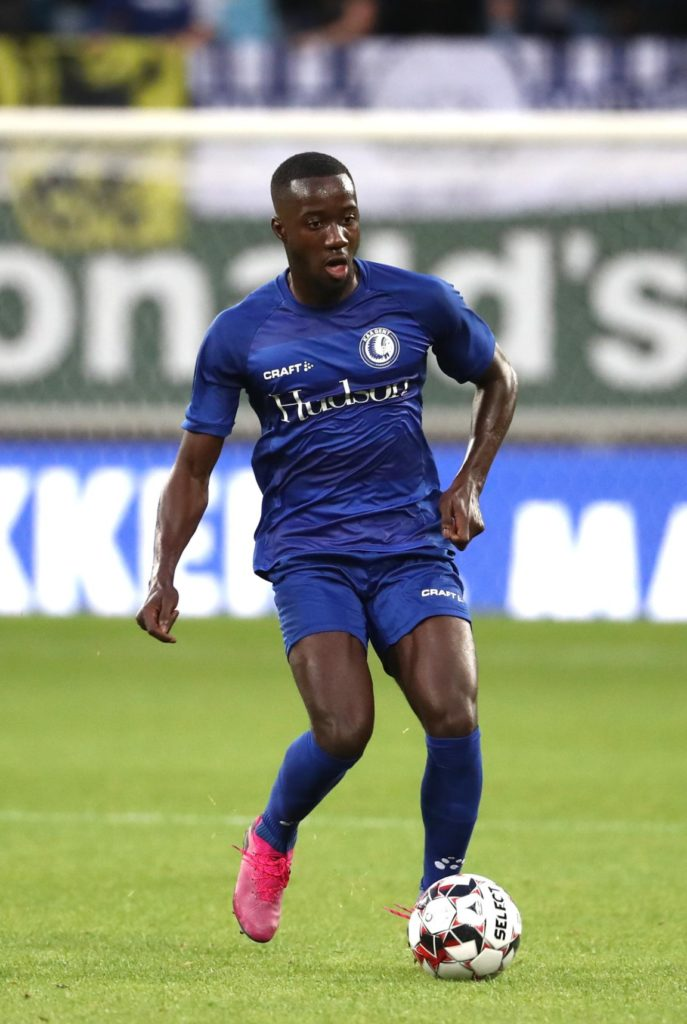 Belgian giants KAA Gent slap €20 million on Sevilla-target Elisha Owusu