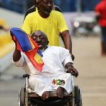 VIDEO: Watch Joseph Abbey's chilling and unending affection for Ghanaian giants Hearts of Oak
