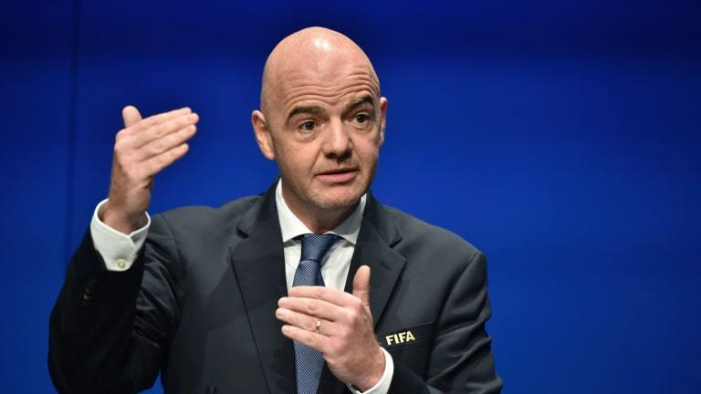 FIFA President Infantino proposes Super League for Africa, plan will generate $3bn