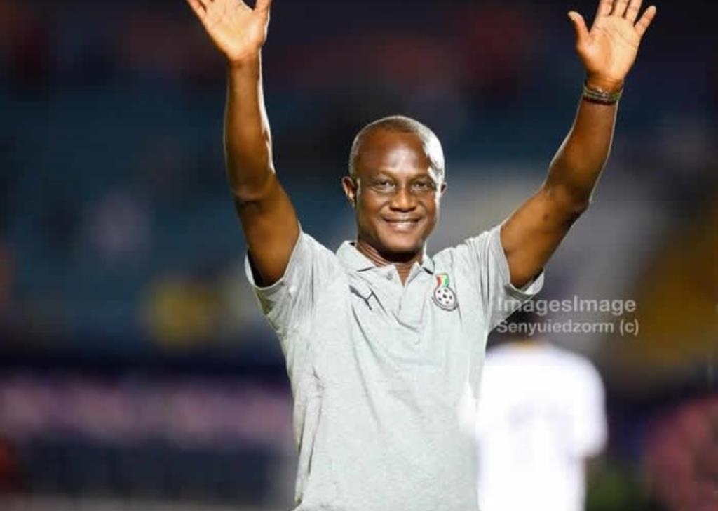 Former Ghana coach Kwesi Appiah reveals his love for luxurious cars