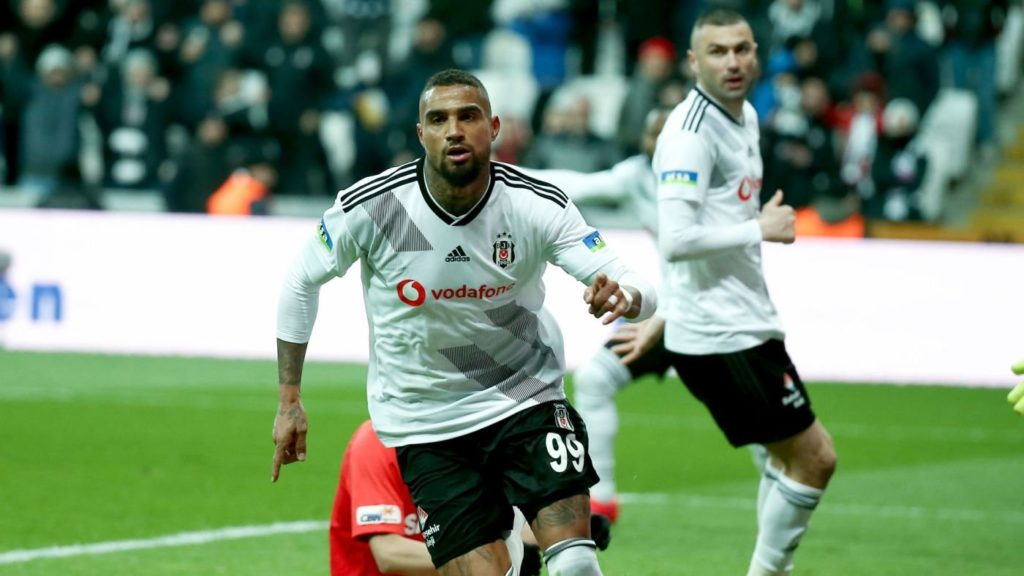 EXCLUSIVE: Kevin-Prince Boateng granted permission to leave Turkey following league suspension