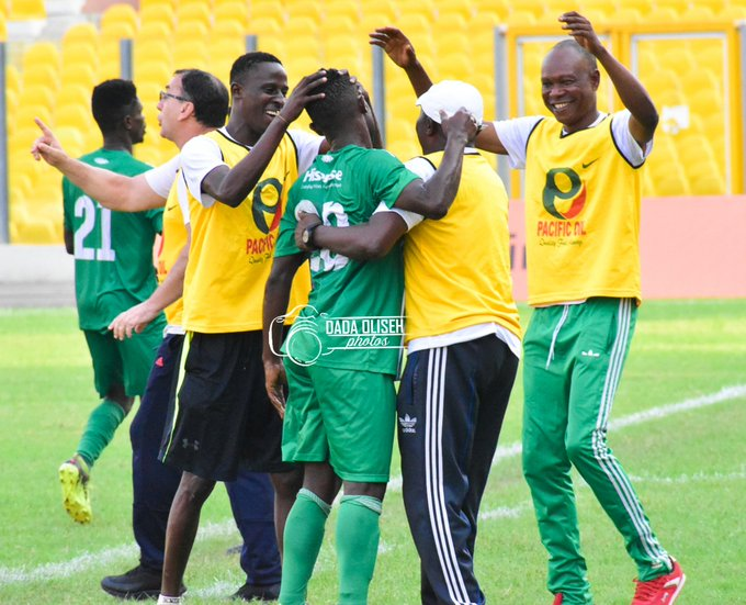 2019/20 Ghana Premier League: Week 8 Match Preview - King Faisal v Great Olympics
